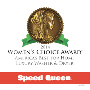 Speed Queen 2014 Women's Choice Award